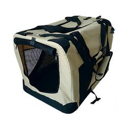 Gigwi сумка-переноска складная с металлическим каркасом, размер 81*58*58 см