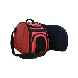 Hunter сумка-переноска складная, с жесткими стенками, красная