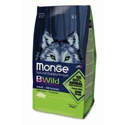 Monge Bwild Dog Boar корм для взрослых собак всех пород с мясом дикого кабана