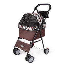 Ibiyaya коляска для собак Mini Pet Buggy-Honeycomb (Ибияйя)