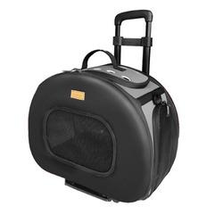 Ibiyaya многофункциональная сумка-тележка, черная (Ибияйя)