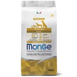 Monge Dog Speciality корм для собак всех пород курица с рисом и картофелем