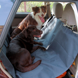 Автогамак OSSO Car для перевозки собак в автомобиле, размер 145х150 см