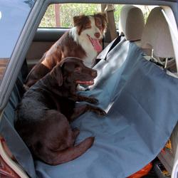 OSSO Car Автогамак для перевозки собак в автомобиле, размер 145х150 см