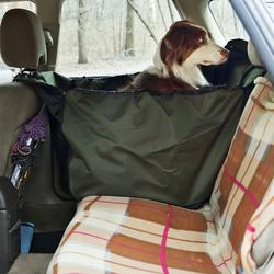 Автогамак OSSO Car Premium на 1/3 заднего сидения автомобиля, размер 135х50 см