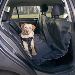 Trixie подстилка-гамак для собак в автомобиль, цвет черный, 145 х 160 см, арт.13472