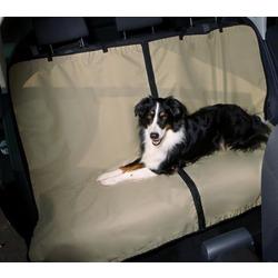 Trixie подстилка для собак в автомобиль, цвет бежевый, 140х120 см.