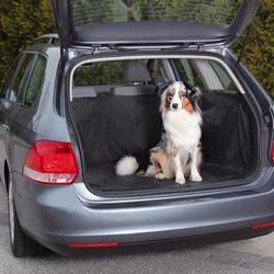 Trixie подстилка для собак в багажник автомобиля, цвет черный, 230х170 см, арт. 1318 + АВТОПОИЛКА В ПОДАРОК