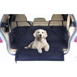 Fauna International подстилка в багажник для собак, цвет черный, размер 160х121 см
