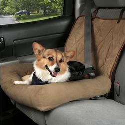 Малый лежак-чехол в автомобиль на 1/3 сиденья, Solvit Products & PetSafe