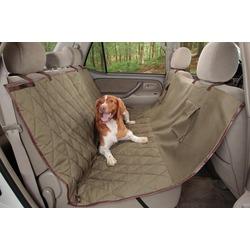 Автогамак-чехол гамак для перевозки собак Deluxe Bench Seat Cover, Solvit Products & PetSafe