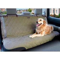 Авточехол на заднее сиденье для перевозки собак Deluxe Bench Seat Cover, Solvit Products & PetSafe