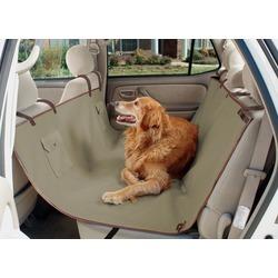 Водонепроницаемый гамак для перевозки собак Sta-Put™ на заднее сиденье, Solvit Products & PetSafe