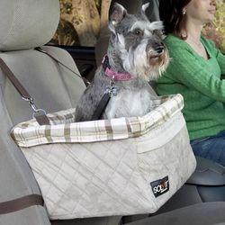 Авто кресло для собак Deluxe Large, Solvit Products & PetSafe
