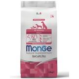 Monge Dog Speciality корм для собак всех пород говядина с рисом Dog All Breeds Beef and Rice