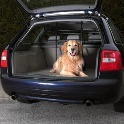 Trixie решетка для багажника автомобиля, 2 элемента, наклонные вертикальные стойки, арт.1316