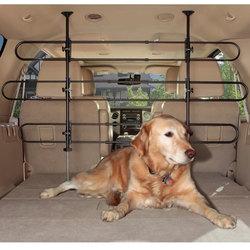 Автомобильный барьер делюкс, Solvit Products & PetSafe QuickConnect Deluxe Tubular Car Barrier