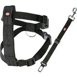 Trixie ремень безопасности+шлейка для перевозки собаки в автомобиле.