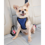 Solvit шлейка для перевозки собаки в автомобиле Deluxe Car Safety Dog Harness, размер S