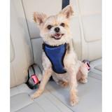 Solvit шлейка для перевозки собаки в автомобиле Deluxe Car Safety Dog Harness, размер S