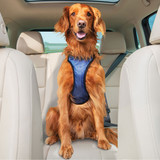 Solvit шлейка для перевозки собаки в автомобиле Deluxe Car Safety Dog Harness, размер L