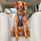 Solvit шлейка для перевозки собаки в автомобиле Deluxe Car Safety Dog Harness, размер L
