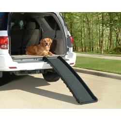 Solvit Пандус для собак Ultra Lite Bi-Fold, 157 см х 41 см х 10 см, для собак весом до 100кг