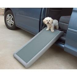 Solvit Пандус для высот до 50 см Half Pet Ramp, 99 см х 43 см х 11 см, для собак весом до 100кг