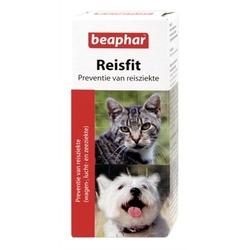 Beaphar Reisfit Средство от укачивания для собак и кошек, 10 таб.