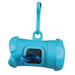 Trixie Контейнер пластиковый для уборочных пакетов за животными с 15 пакетами, арт. 22846