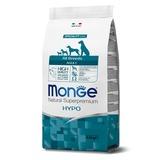 Monge Dog Speciality Hypoallergenic корм для взрослых собак гипоаллергенный лосось с тунцом