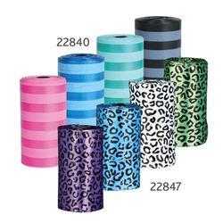 Trixie Пакеты для уборки за собаками 4 рулона по 20 штук, размер L, цветные, для всех диспенсеров, арт.22847