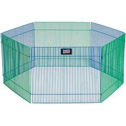 Midwest Critterville вольер 6 панелей, 38х48h см, цветной