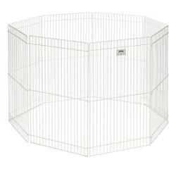 Midwest вольер 8 панелей, цвет белый, 46х74 см (ширина х высота)