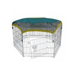 Papillon вольер для собак, 60х63 см