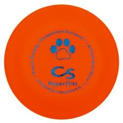 Competition Standard фризби-диск антиблик соревновательный стандарт, маленький диск, оранжевый