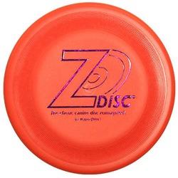 Z-Disc фризби-диск Z-Диск улучшенный соревновательный стандарт, большой диск антиблик, цвет оранжевый