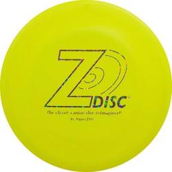 Z-Disc фризби-диск Z-Диск улучшенный соревновательный стандарт, большой диск антиблик, цвет салатовый
