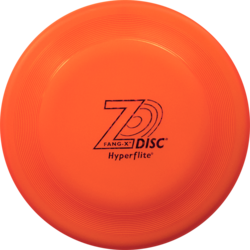 Z-Disc Fang-X Disc фризби-диск Z-Диск Фанг-Х (аналог диска Х-комп), большой диск оранжевый