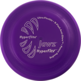 Hyperflite Jawz Hyperflex фризби-диск челюсти гиперфлекс, маленький диск фиолетовый