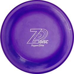 Hyperflite Z-Disc FLX Disc фризби-диск Z-Диск Флекс (аналог диска Гиперфлекс), большой диск фиолетовый