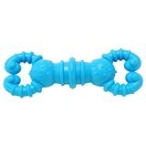 ГрызликАМ Гантелька-крабик 12 см, голубая, арт.005