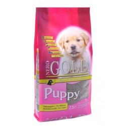 NERO GOLD super premium для щенков с курицей и рисом