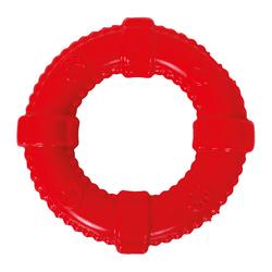 ГрызликАМ Кольцо Аmfibios, Размер 13 см, Цвет Красный, без звука, плавает, арт.016
