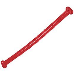 ГрызликАМ Палочка длинная Dental, Размер 39 см, Цвет Красный, арт.028