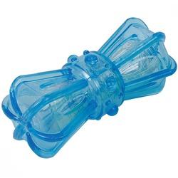 ГрызликАМ Бантик Bottle Sound Размер 16,2 см, Цвет Голубой,с бутылочным звуком, арт.033