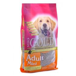 NERO GOLD super premium для взрослых собак малых пород