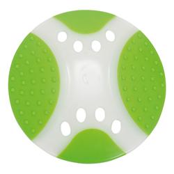 ГрызликАМ Тарелка летающая Frisbee Dental Nylon Размер 17 см, Цвет Зеленый, арт.037