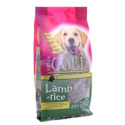 NERO GOLD super premium для взрослых собак ягненок с рисом