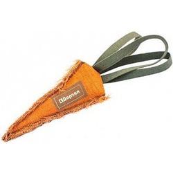 """Darell Игрушка для собак Тягалка-апорт """"Морковь"""" с тройной ручкой 25см"""